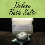 oct 26 deluxe bath salts button