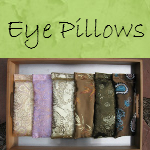 oct 26 eye pillows button