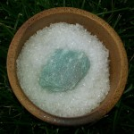 GemstoneBathSalts_GreenQuartz_TurtleHealingEnergy_July2014